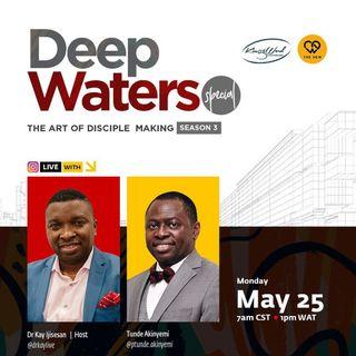 Art of Disciple Making S3 E1 - Dr Kay Ijisesan with Pastor Tunde Akinyemi