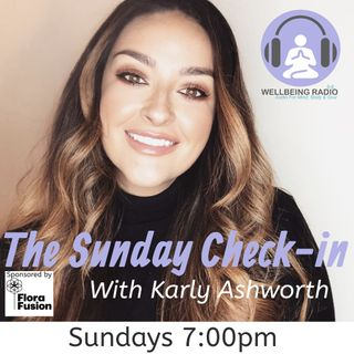 Karly Ashworth - The Sunday Check -In Episode 1