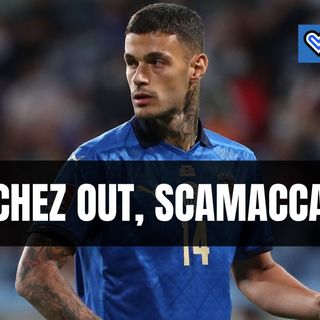 Sanchez out, Scamacca in? L'Inter ci pensa
