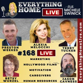 168 LIVE: Marketing, Hollywood Films, Motivation, Caregivers, Human Resources