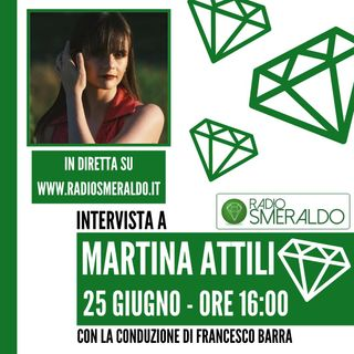 Martina Attili | Intervista