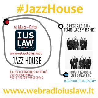 Jazz House con Timo Lassy - 19 Febbraio 2017 -  #Jazz #Timo #Lassy #Band
