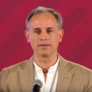 López-Gatell responde a gobernadores que piden su renuncia