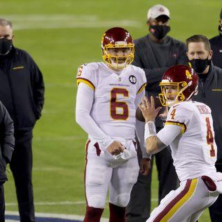 Should Washington trade for or draft a quarterback?