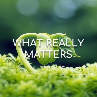 What Really Matters - Morning Manna #2888