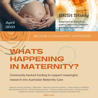 Birth Experiences Study: The Biggest of its Kind! What is it and how to get involved.
