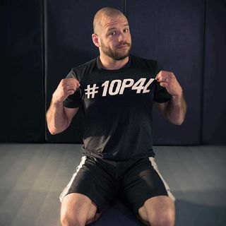 BJJ365 - October 1, 2018 - The One About England