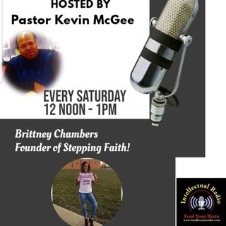 Connections Radio Show/Brittney Faith Chambers