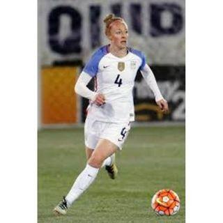 Becky Sauerbrunn 12-22-18 Segment 2