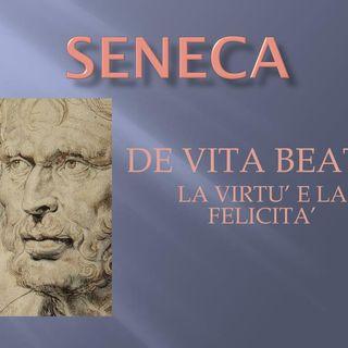 DE VITA BEATA LA FELICITA' SENECA III PARTE