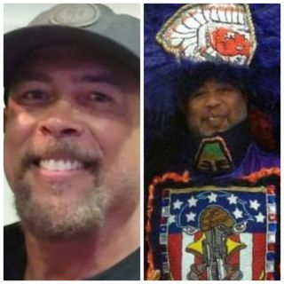 Ep 46 - New Orleans' Mardi Gras Indian Hero, 1 on 1 with Kevin Turner