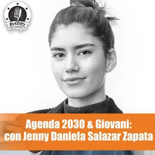 Agenda 2030 & Giovani: Intervista a Jenny Daniela Salazar Zapata