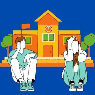 #Madrid Escuela y ansiedad