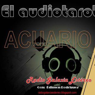 ACUARIO El Audiotarot en RADIO GALAXIA