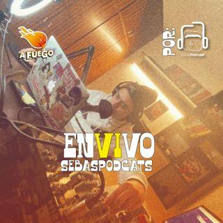 #ENVIVO🟠  JUEVES DE AFUEGO - LIVE