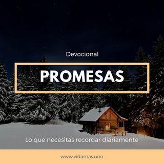 Promesas | La Fe Para Verte a Ti Mismo a Través de los Ojos de Dios