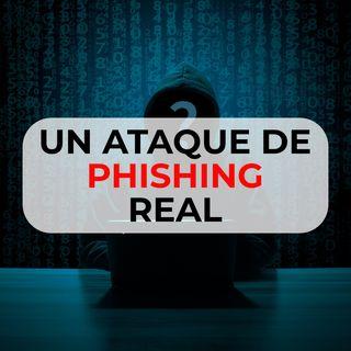 52 Ataque de phishing real