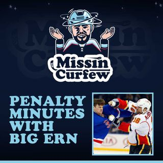 29. Penalty Minutes with Big Ern