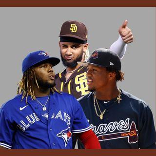 MLB: Tatis, Acuña y Vladimir Guerrero romperán marca para Juego de Estrellas