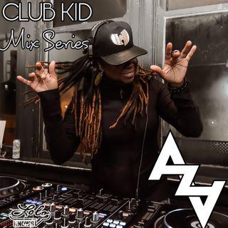 LOLO Knows Club Kid Mix Series... AZA, TECHNO SNOB Detroit, Kentucky