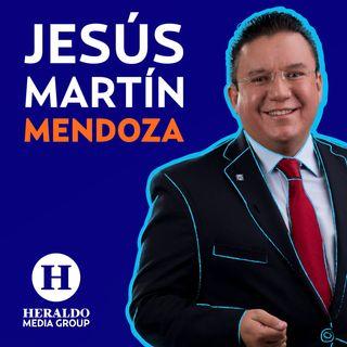 Jesús Martín Mendoza. Programa completo viernes 17 de julio 2020