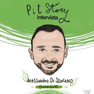 Intervista con Alessandro Di Stefano - PitStory Podcast Pt. 62
