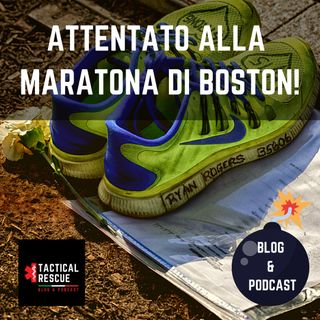 Attentato alla maratona di Boston!