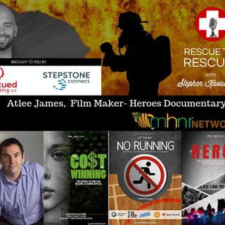 Atlee James, Film Maker - Heroes Rescue Documentary