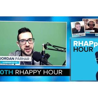 RHAPpy Hour 100 | Surprise Special Guests!