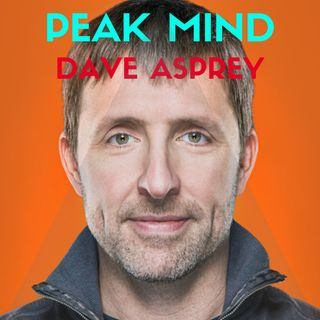 DAVE ASPREY: How to hack your human biology and mindset for total human optimization