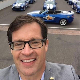 Doug Boles President of the Indianapolis Motor Speedway
