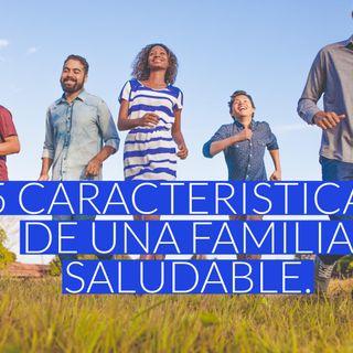 5 Características de una Familia Saludable