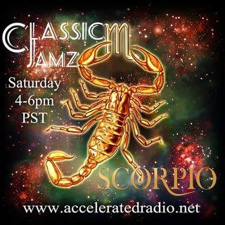 Classic Jamz *Tribute To Scorpio* 11-21-20