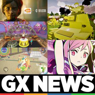 GX NEWS 003 - Bandai Namco, nuevo Katamari, Total Tank Simulator, Instant Chef Party y Poison Control
