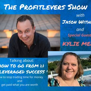 How To Go From 1:1 To Leveraged Success with Kylie Menz