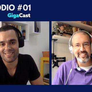 GigaCast 3T.01 - Como encontrar o momento certo para criar sua startup - Case HumanAZ