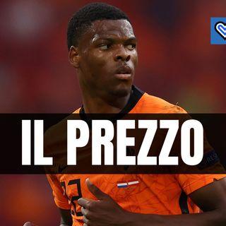 """Calciomercato Inter, osservatore PSV: """"Ecco il prezzo richiesto per Dumfries"""""""