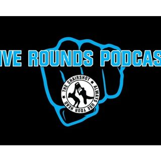 Five Rounds Podcast: UFC Fight Night 174