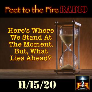 F2F Radio; The Future as of Today 11-15-20