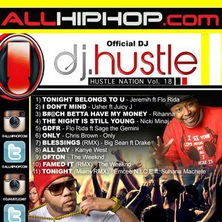 DJ Hustle Hustle Nation 18