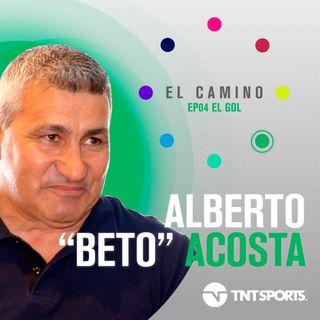 El camino: Beto Acosta y el gol, mano a mano con Nacho Fusco