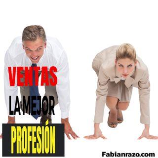 Porque ser vendedor es la mejor profesión del mundo │ Episodio 11 │ Liderazgo con Fabian Razo