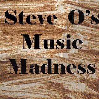 Steve O's Music Madness 2019