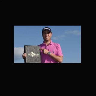 Another Win for Justin Thomas
