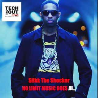 Silk The Shocker: No Limit Music Goes AI?