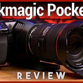 Blackmagic Pocket Cinema Camera 6K Review