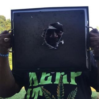 @I'll Blow A Hole Thru Your Circle Mix