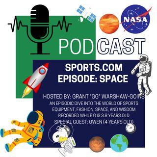 Episode 5: Space (Special Guest, Owen)