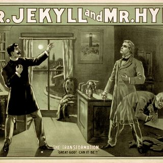 The Strange Case of Dr Jekyll and Mr Hyde - Audiobook