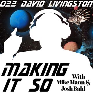 E022 - David Livingston on the give and take of directing.